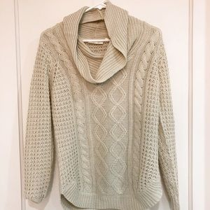 NWOT RD Style Crowl Neck Sweater- Small